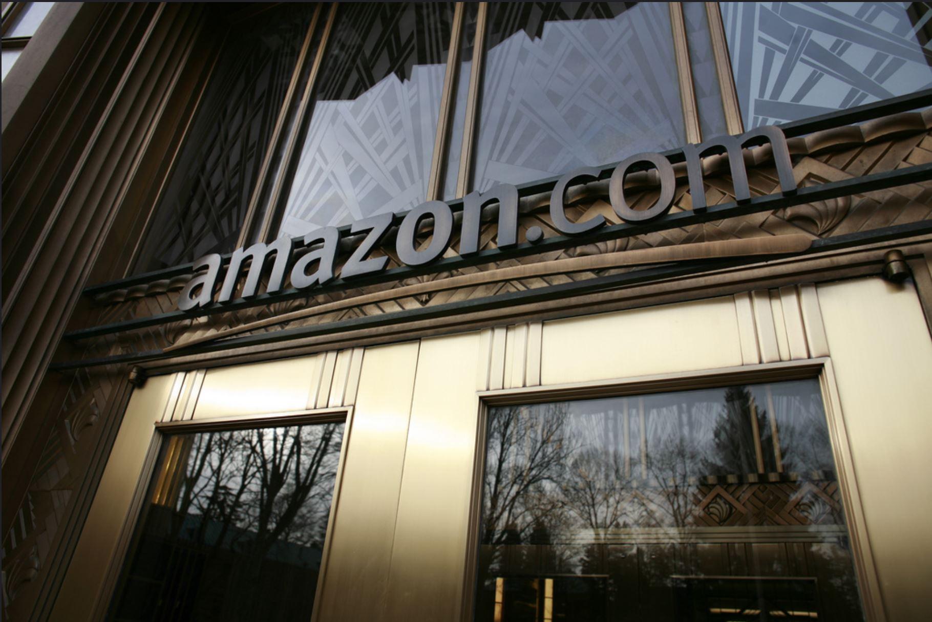 Amazon headquarters in Seattle, WA. Photo by Robert Scoble